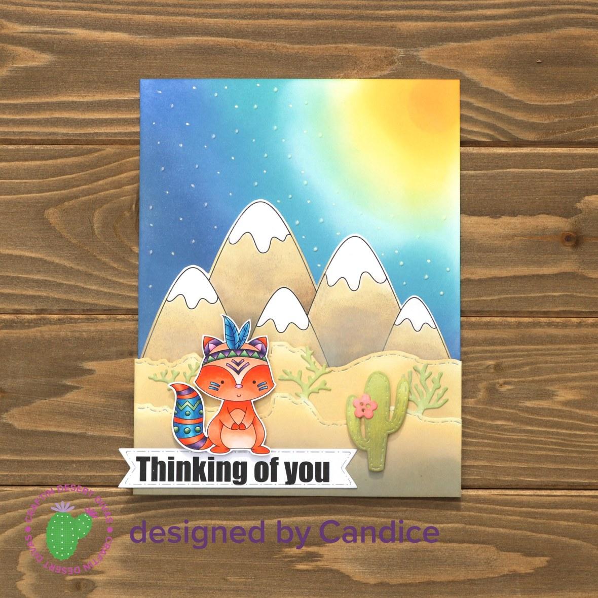 fox card 1 square