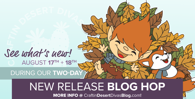 New Release Blog Hop