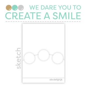 create a smile sketch challenge