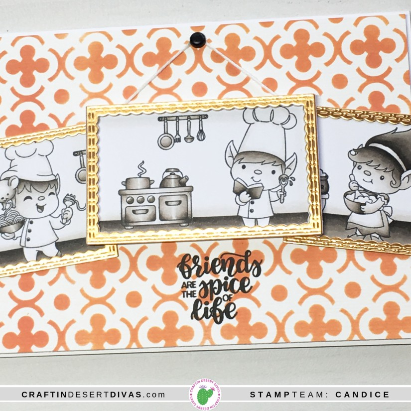 CDD april release chef trolls card 2 close up