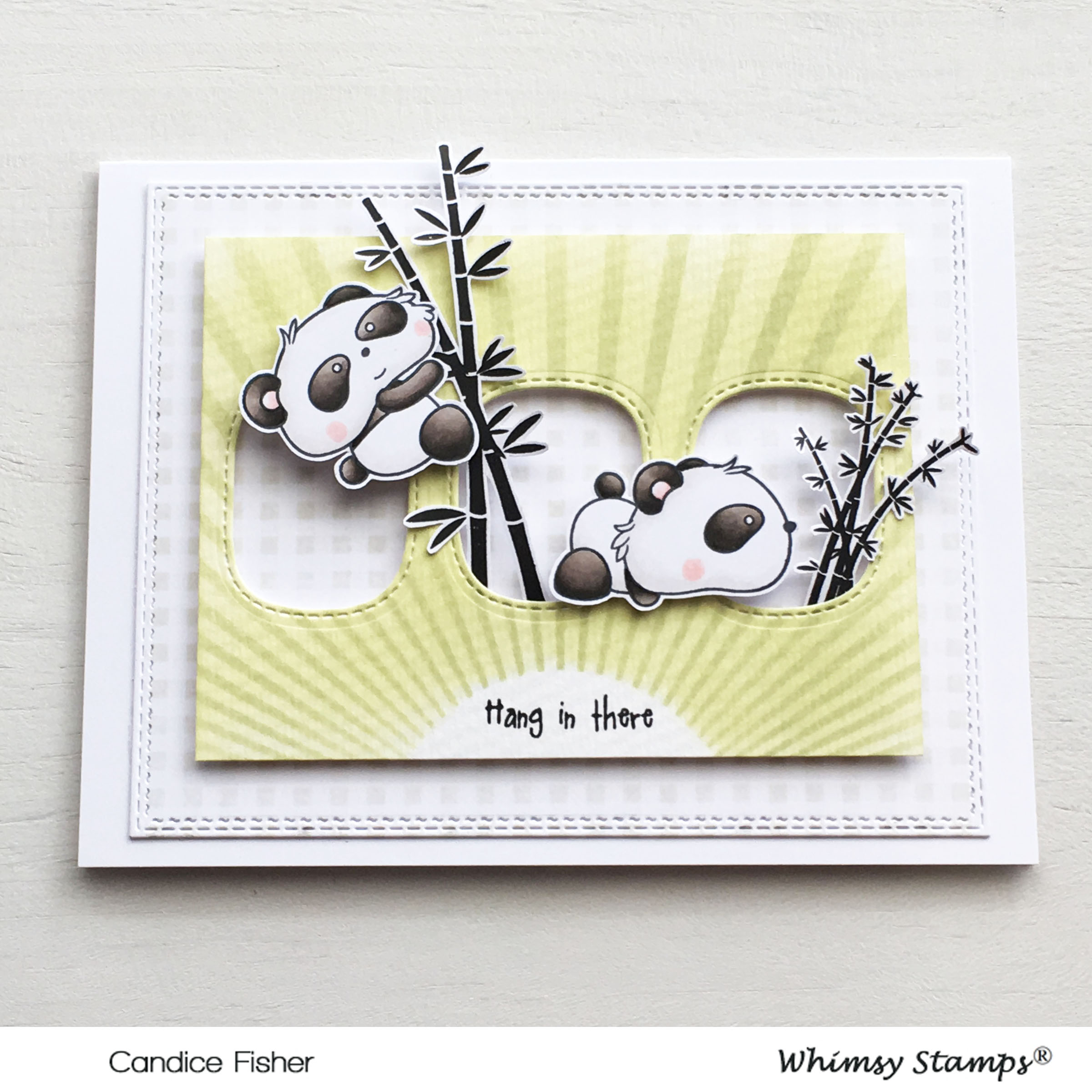 GD whimsy stamps card 1
