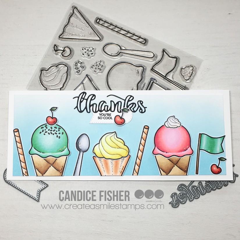 CAS July release ice cream lighter