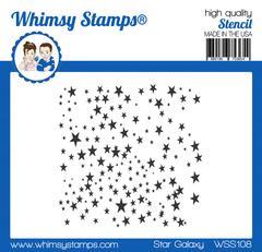 WS star galaxy stencil