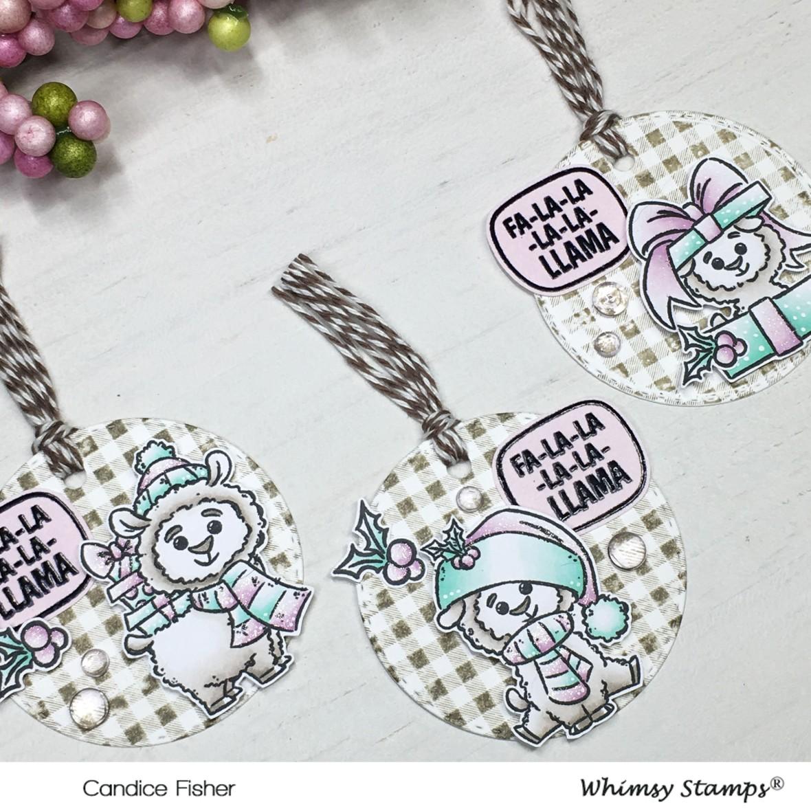 0928-llama tags close up