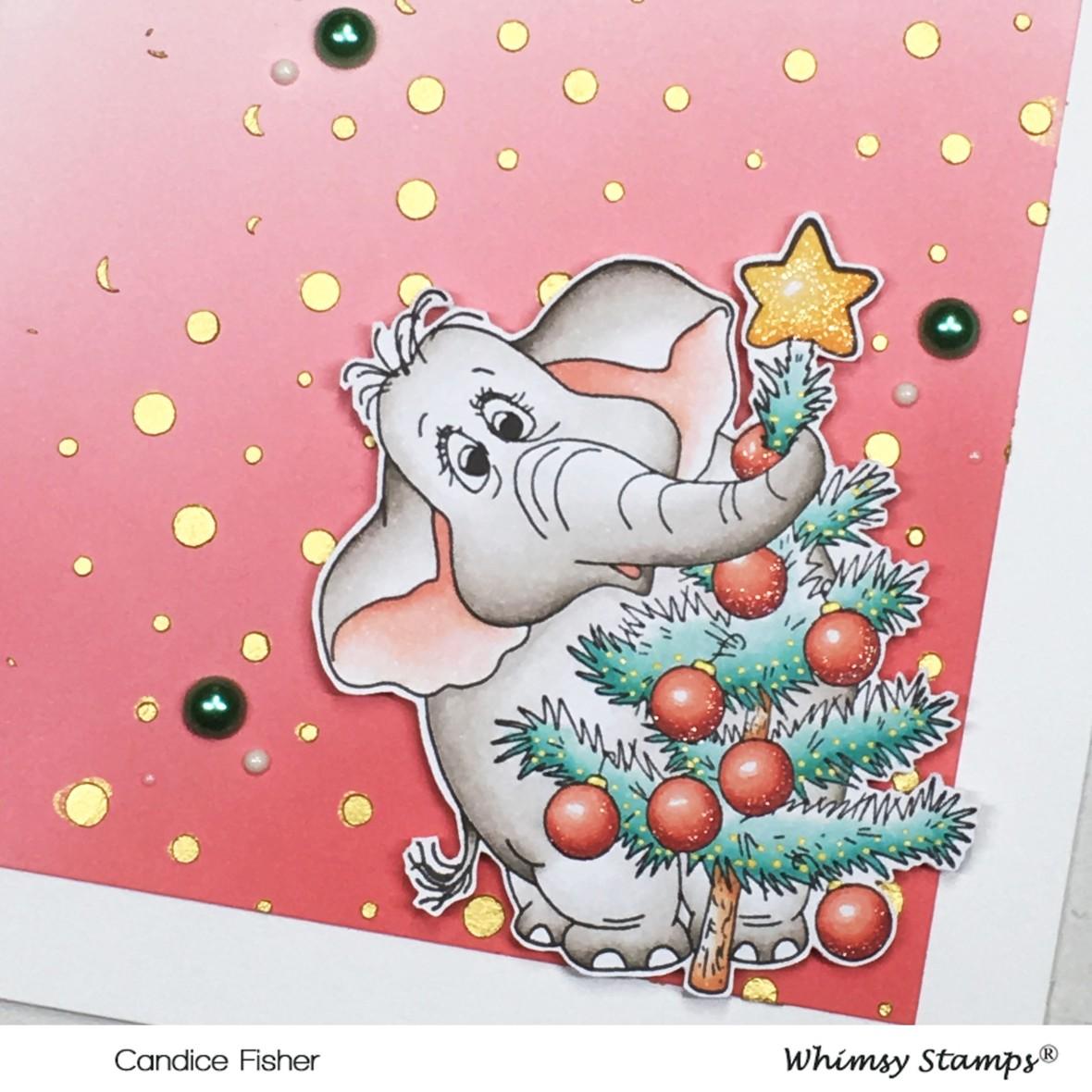 1006-dr. suess elephant close up