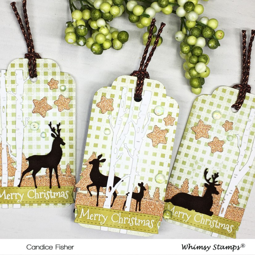 1222-Rustic Christmas Tags close up