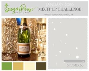 sugar pea designs challenge #63